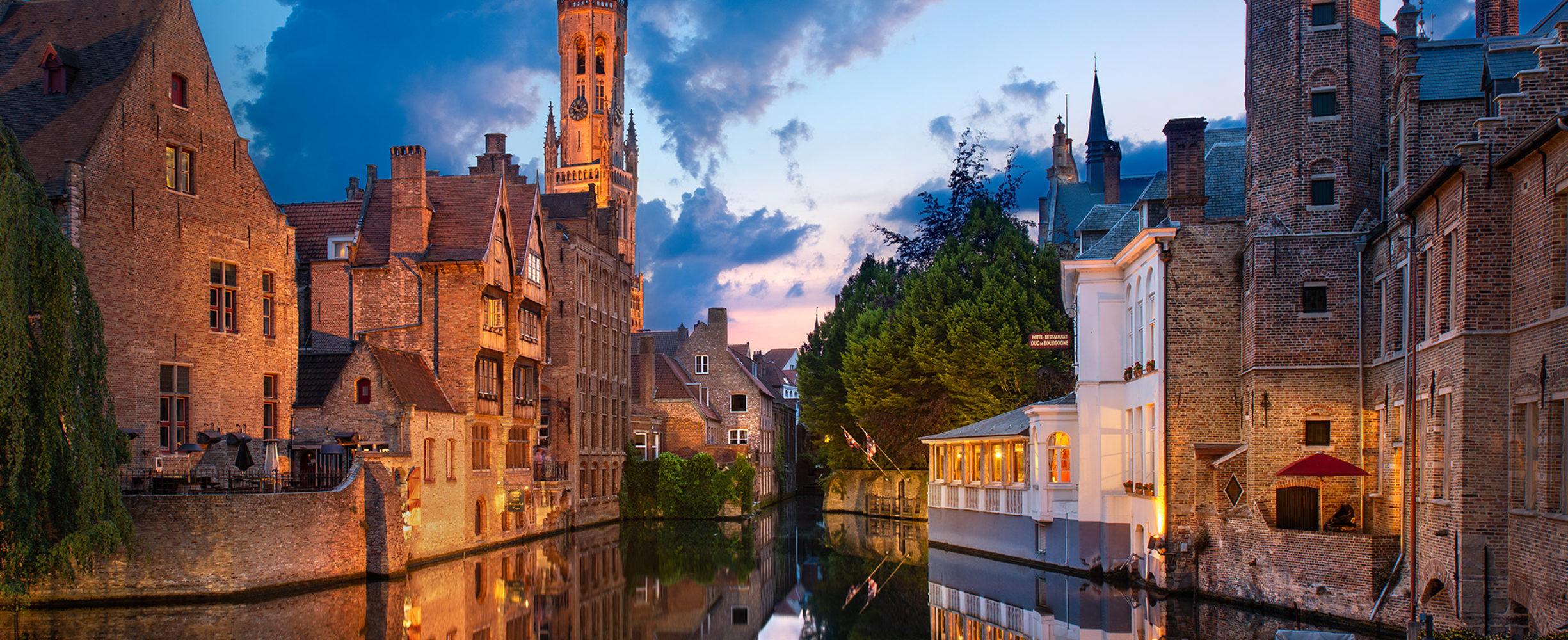Van Eyck in Brugge